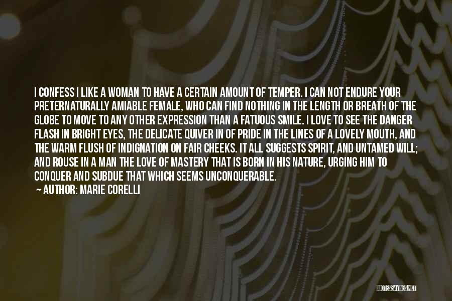 Your Lovely Smile Quotes By Marie Corelli