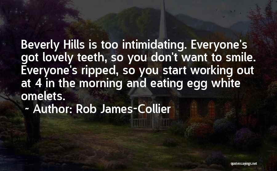 Your Lovely Smile Quotes By Rob James-Collier