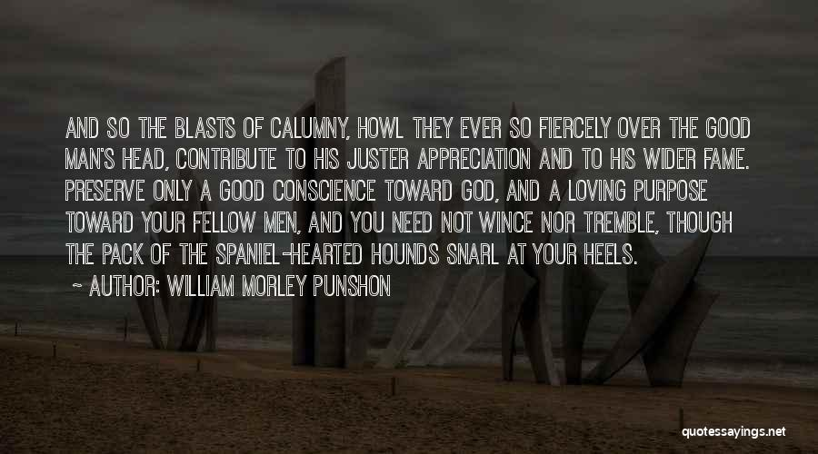 Your Man Loving You Quotes By William Morley Punshon