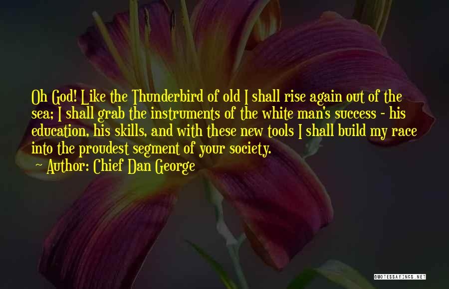 Your New Man Quotes By Chief Dan George