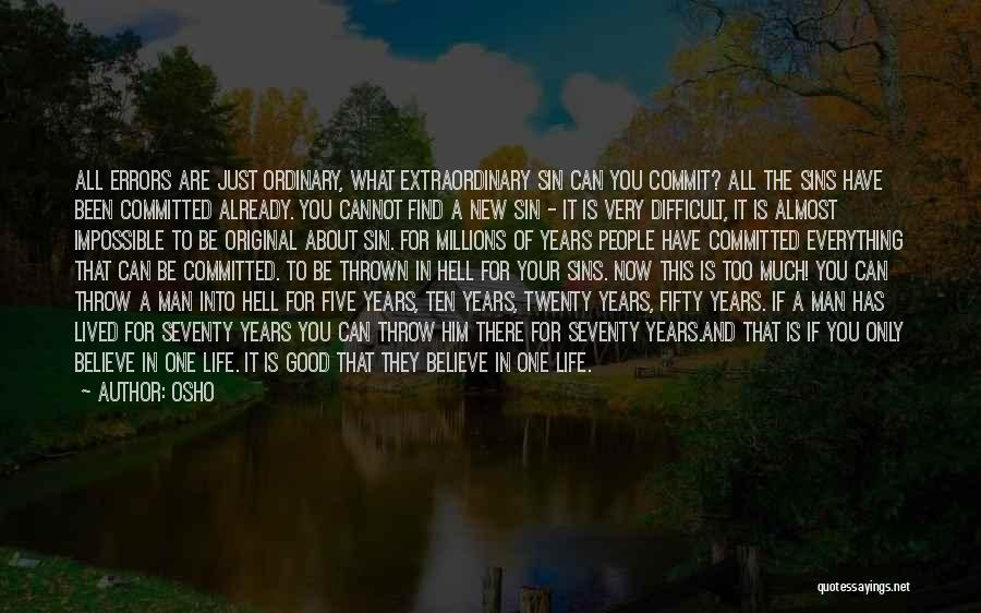 Your New Man Quotes By Osho