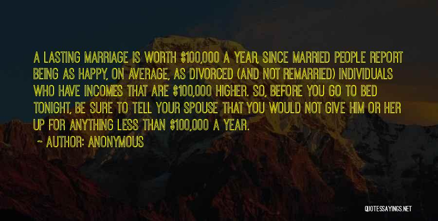 Your Not Worth Anything Quotes By Anonymous
