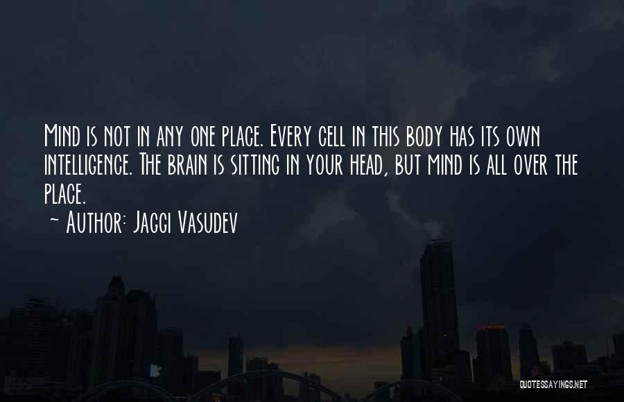 Your Own Mind Quotes By Jaggi Vasudev