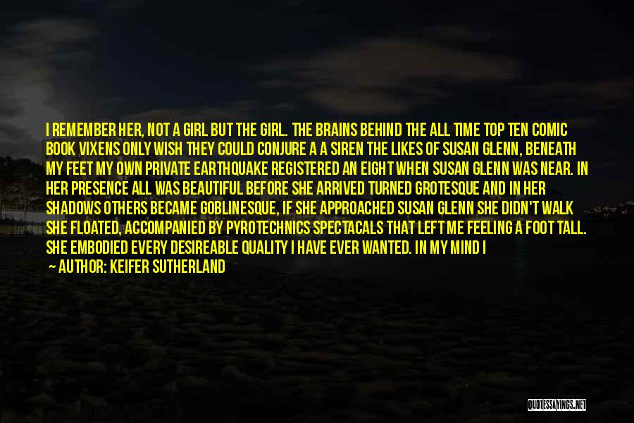 Your Own Mind Quotes By Keifer Sutherland