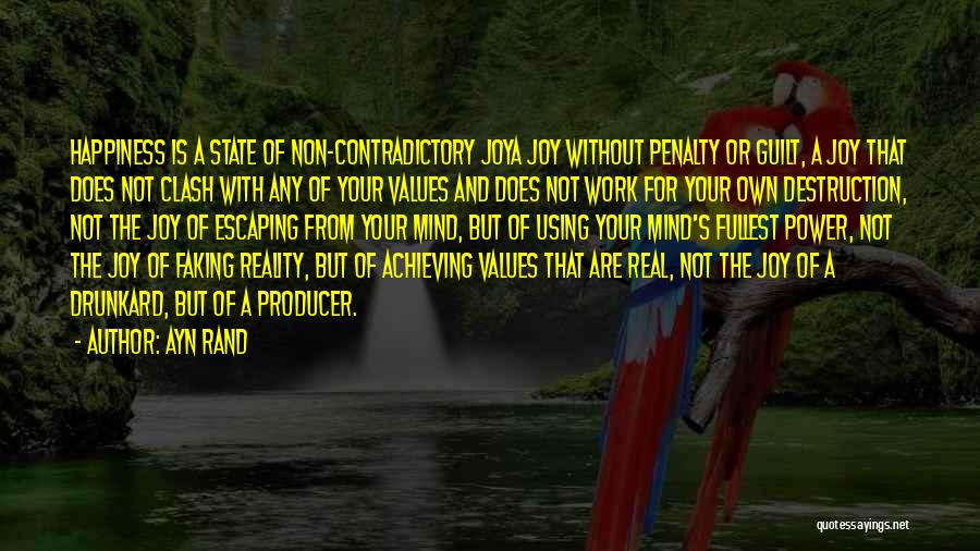 Your State Of Mind Quotes By Ayn Rand