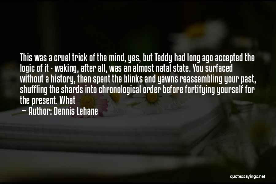 Your State Of Mind Quotes By Dennis Lehane