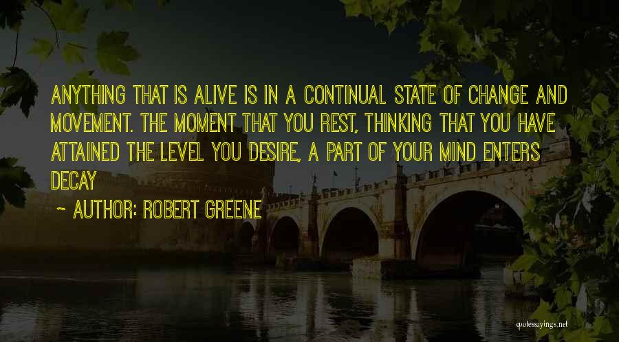 Your State Of Mind Quotes By Robert Greene