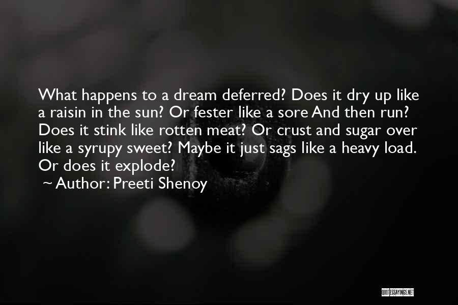 Your Sweet Like Sugar Quotes By Preeti Shenoy