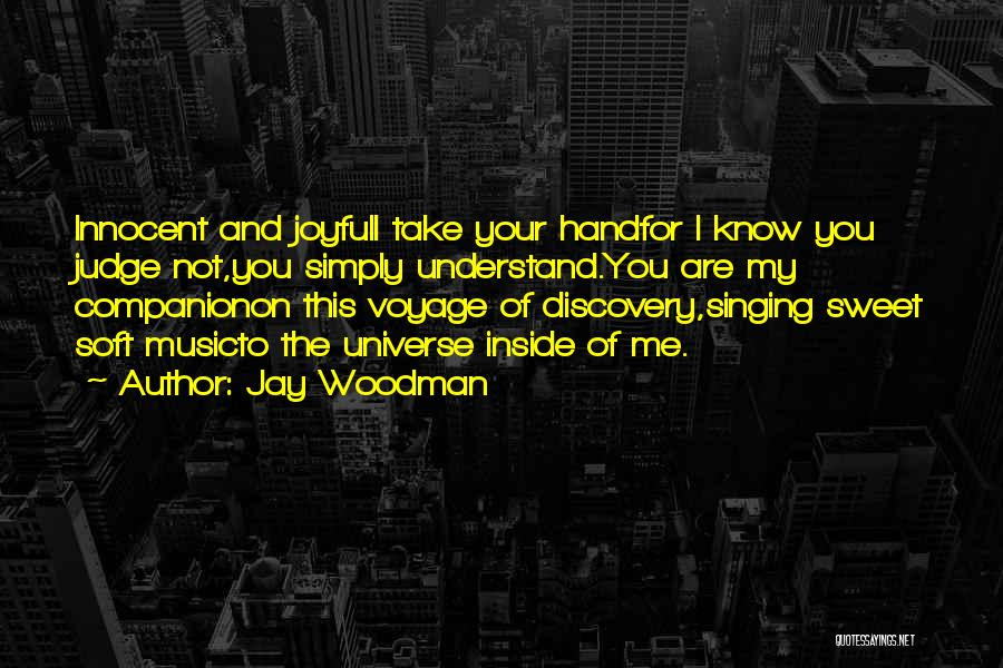 Your Sweet Quotes By Jay Woodman