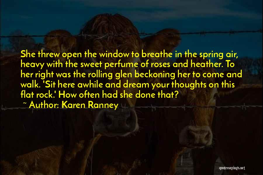Your Sweet Quotes By Karen Ranney