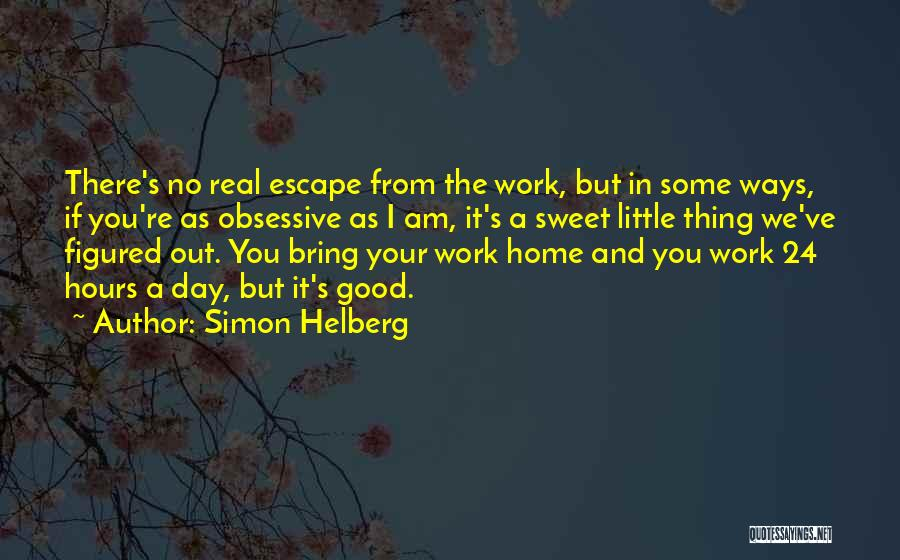 Your Sweet Quotes By Simon Helberg