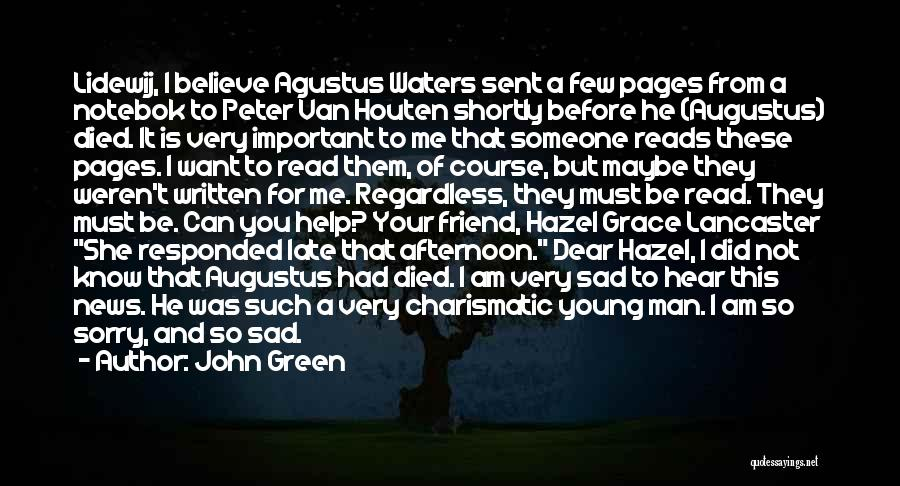 Your The Best Boyfriend Quotes By John Green