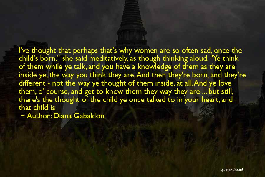 Your Unborn Child Quotes By Diana Gabaldon