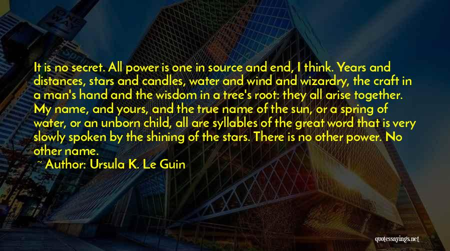 Your Unborn Child Quotes By Ursula K. Le Guin