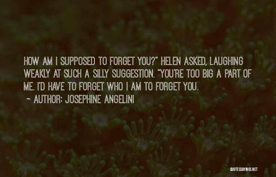 You're A Part Of Me Quotes By Josephine Angelini
