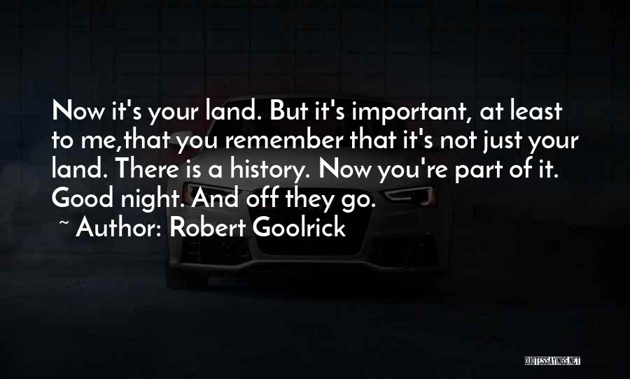 You're A Part Of Me Quotes By Robert Goolrick