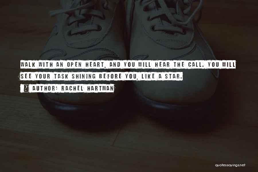 You're A Shining Star Quotes By Rachel Hartman