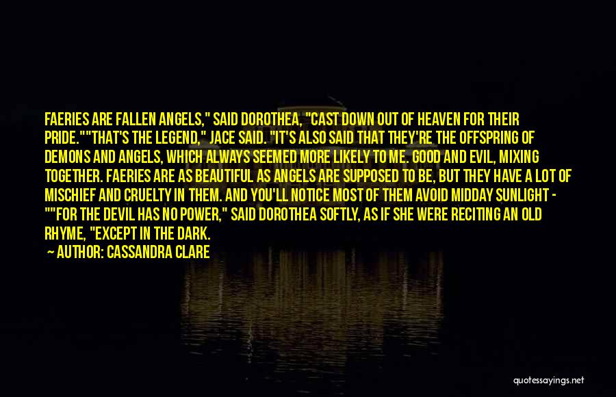 You're In Heaven Quotes By Cassandra Clare