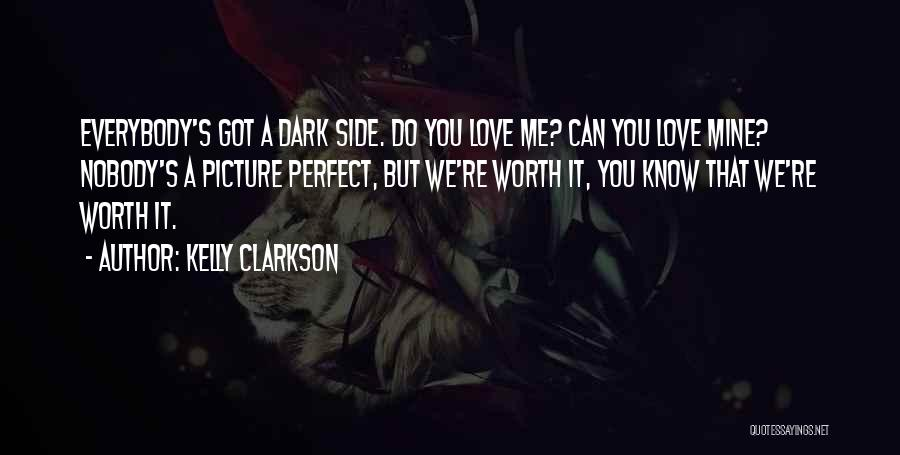You're Mine Love Quotes By Kelly Clarkson