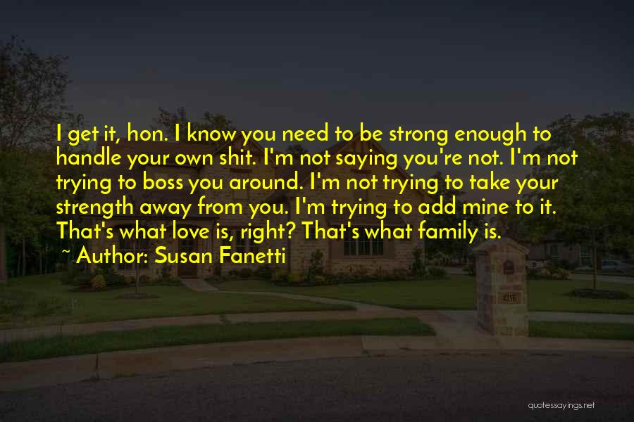 You're Mine Love Quotes By Susan Fanetti