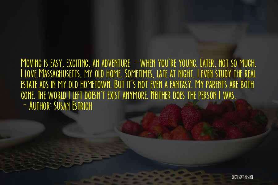 You're Not In Love Quotes By Susan Estrich