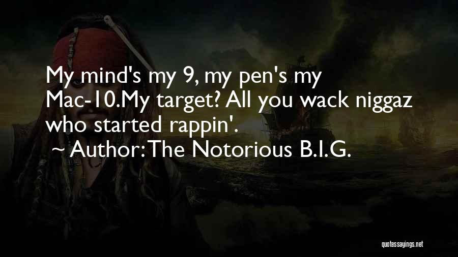 You're So Wack Quotes By The Notorious B.I.G.