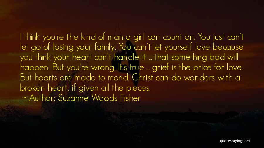 You're The Kind Of Girl Quotes By Suzanne Woods Fisher