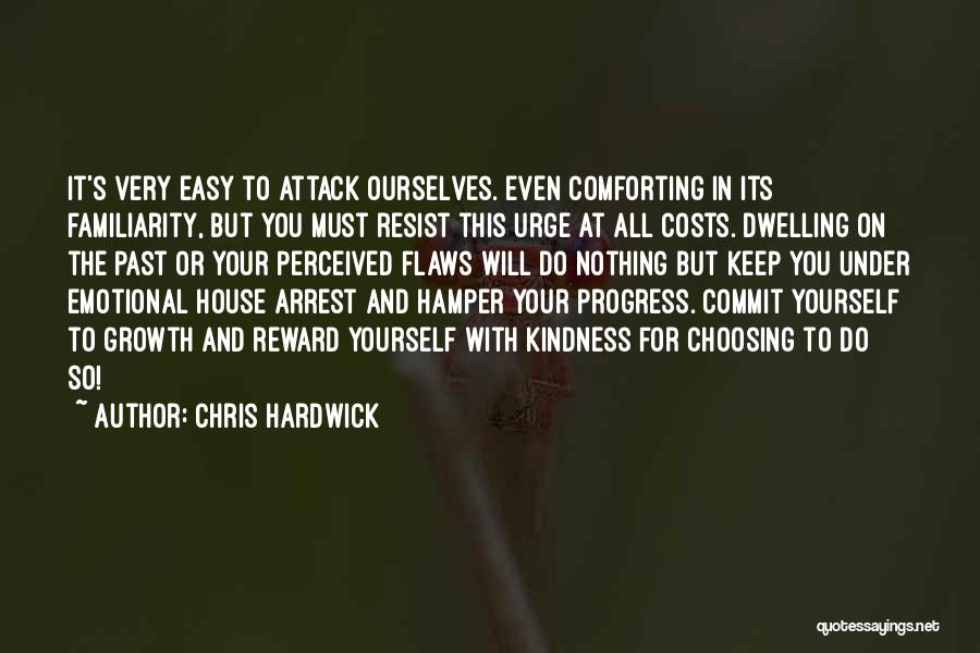 You're Under Arrest Quotes By Chris Hardwick