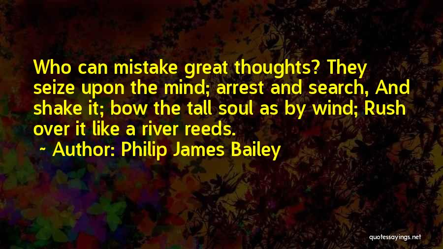 You're Under Arrest Quotes By Philip James Bailey