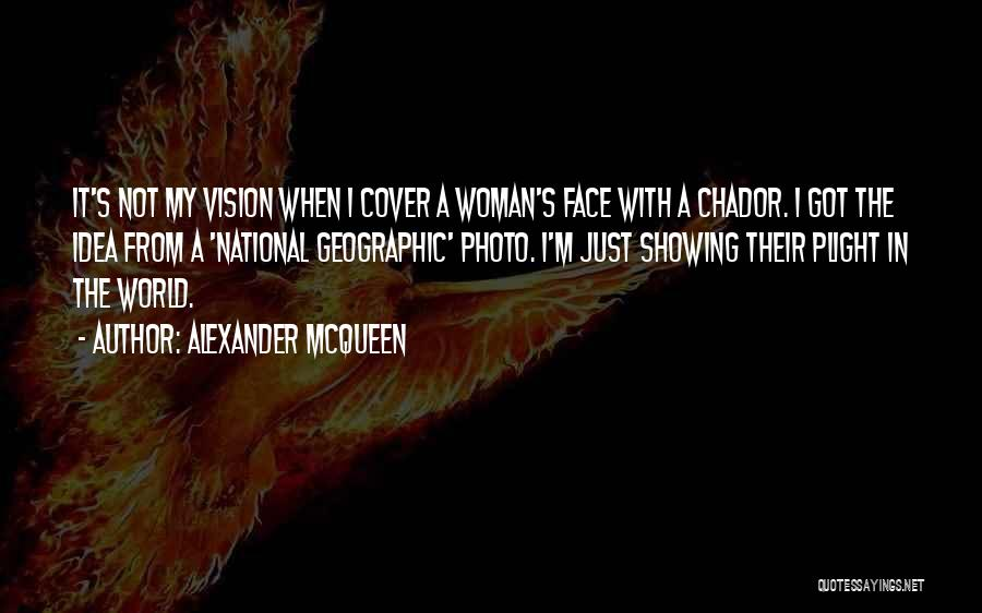 Yourself Cover Photo Quotes By Alexander McQueen