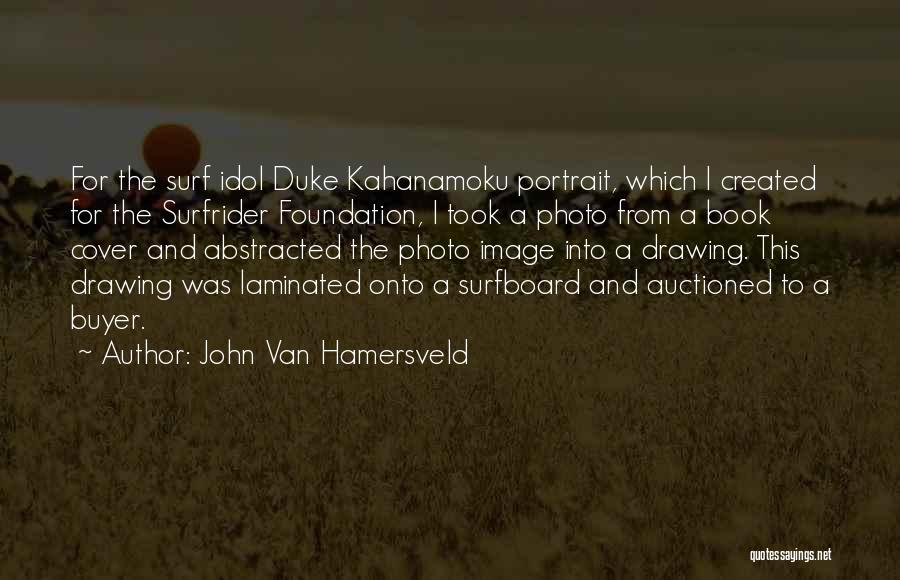 Yourself Cover Photo Quotes By John Van Hamersveld