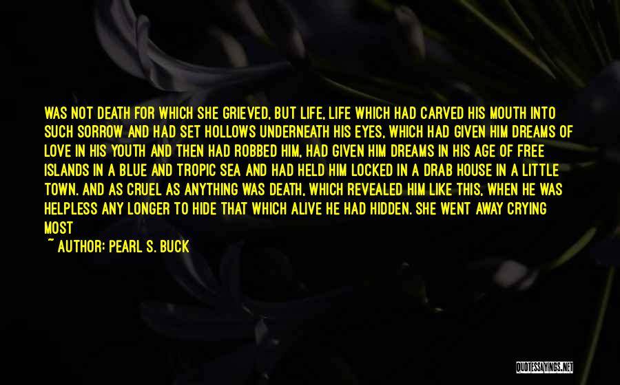 Youth And Freedom Quotes By Pearl S. Buck