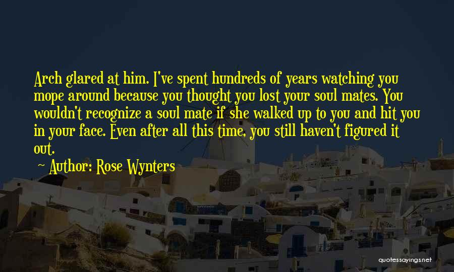 You've Lost Him Quotes By Rose Wynters