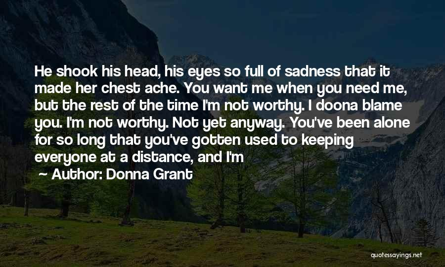 You've Used Me Quotes By Donna Grant