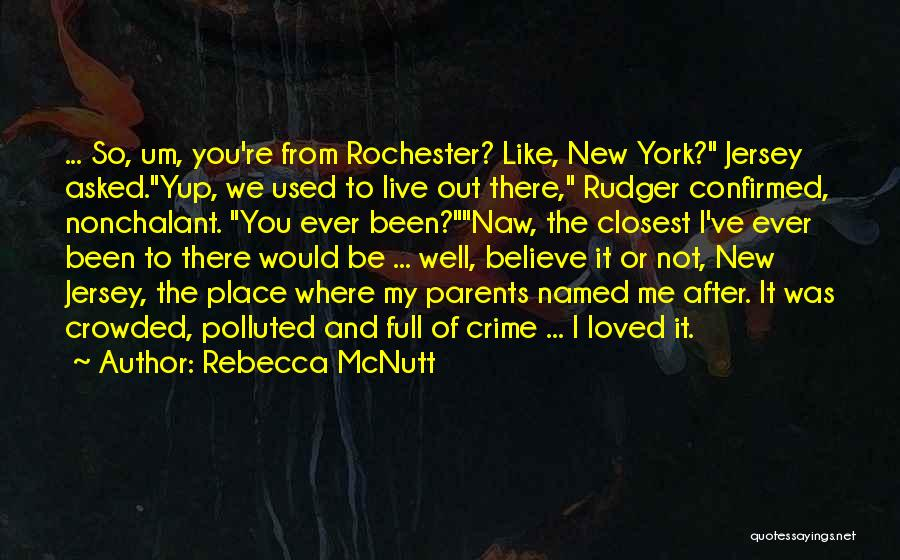 You've Used Me Quotes By Rebecca McNutt