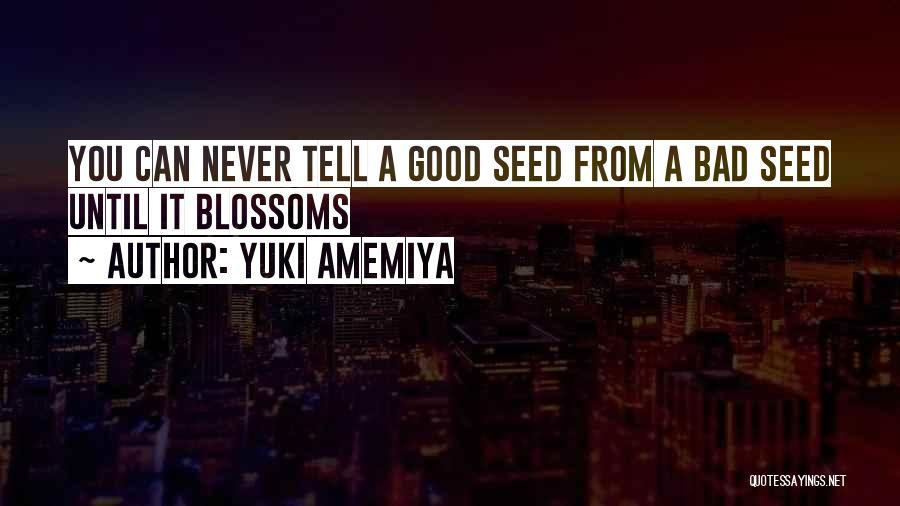 Yuki Amemiya Quotes 1967770