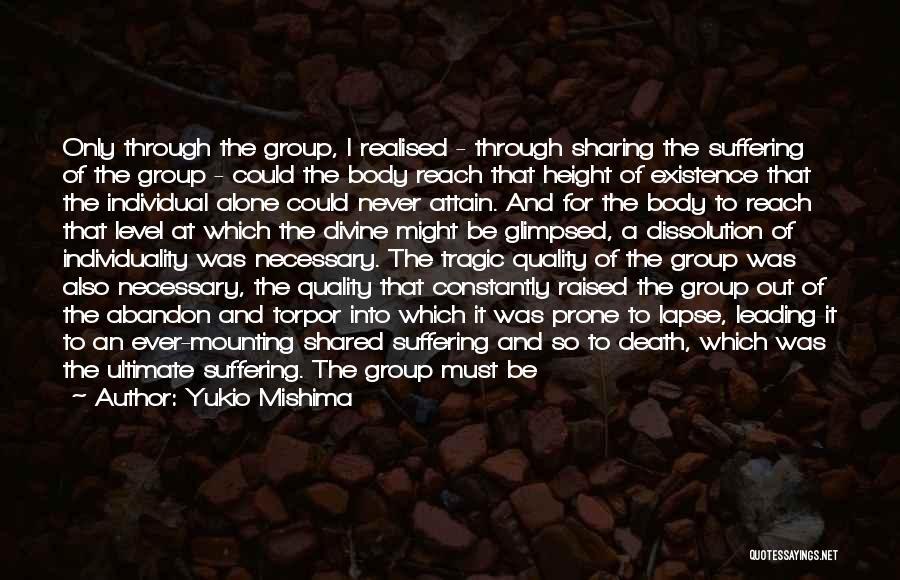 Yukio Mishima Quotes 111442