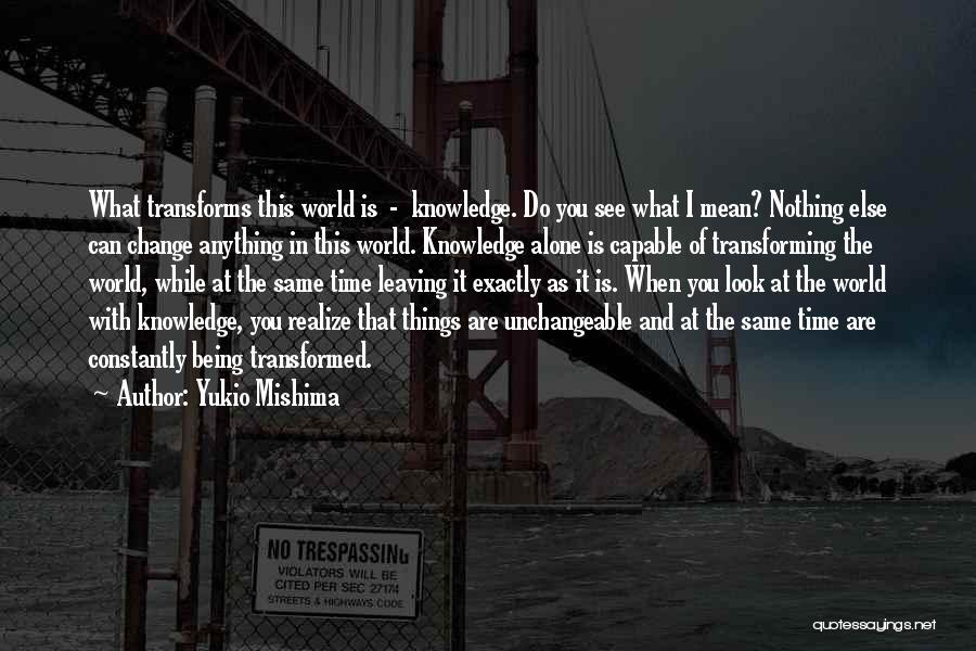 Yukio Mishima Quotes 1277368