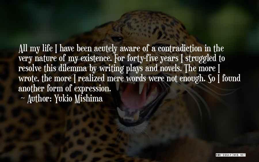 Yukio Mishima Quotes 1294500