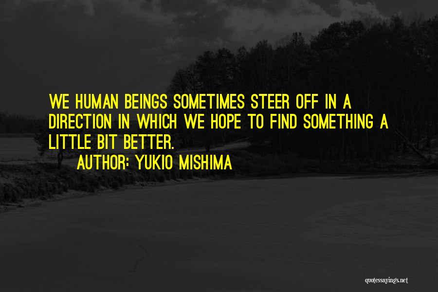 Yukio Mishima Quotes 147351