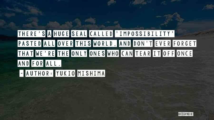 Yukio Mishima Quotes 1583154