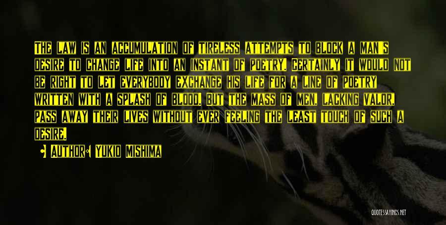 Yukio Mishima Quotes 1599239