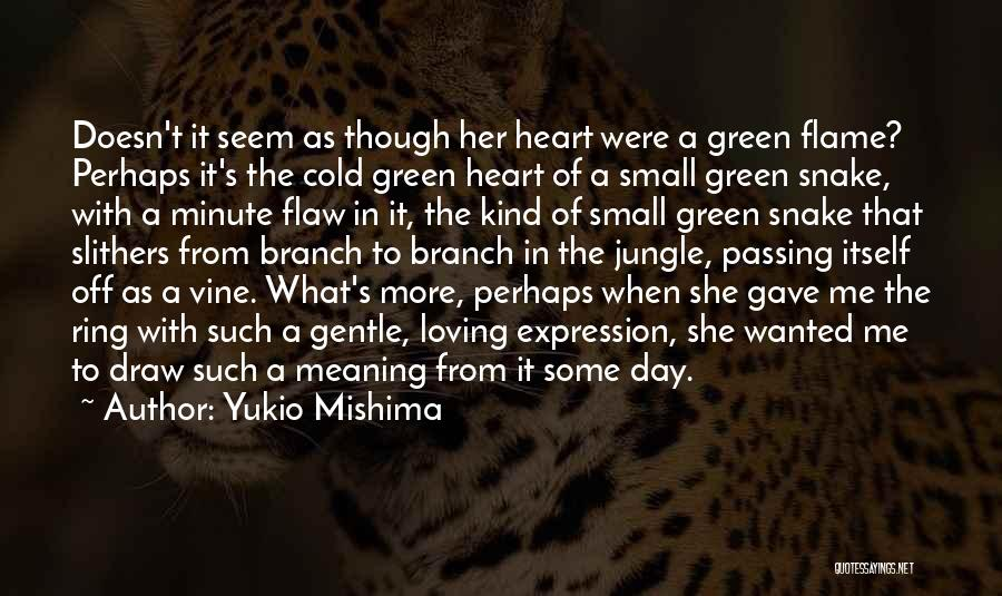 Yukio Mishima Quotes 1610518