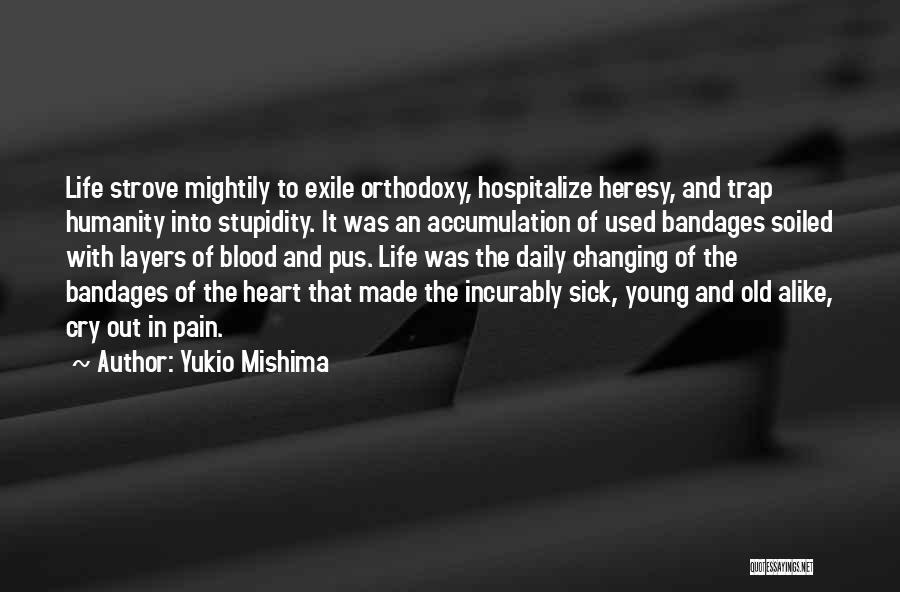 Yukio Mishima Quotes 1701000