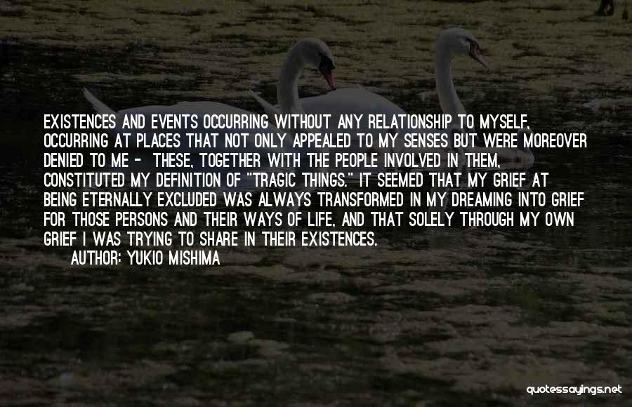 Yukio Mishima Quotes 1904762