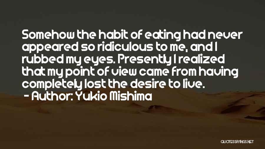 Yukio Mishima Quotes 1930744