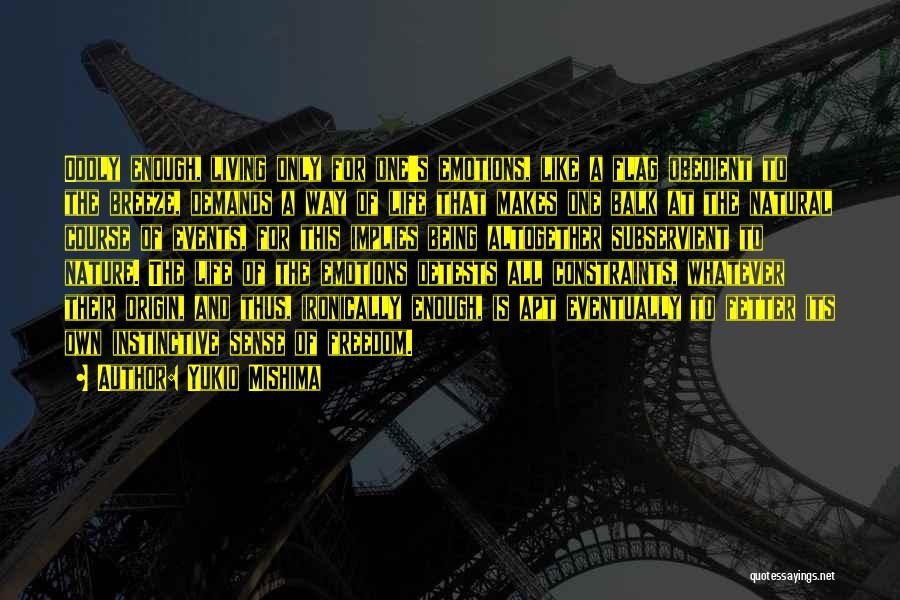 Yukio Mishima Quotes 2064599