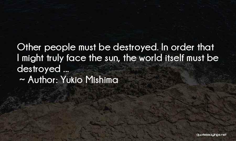 Yukio Mishima Quotes 382142