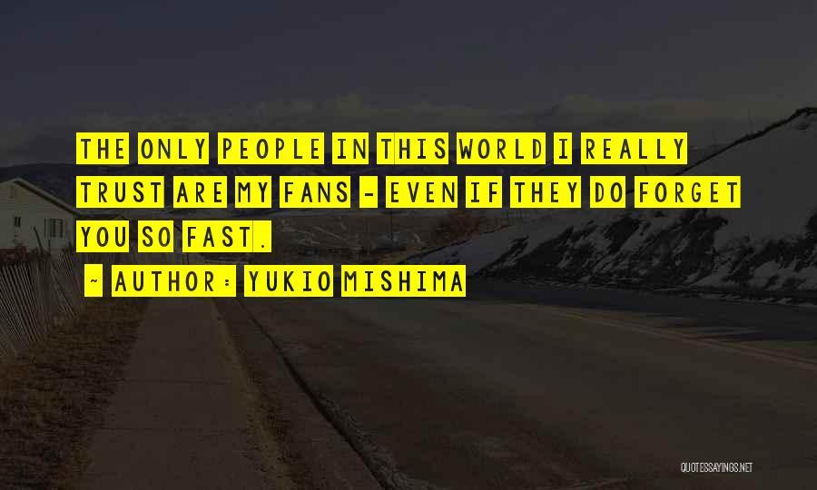 Yukio Mishima Quotes 392795