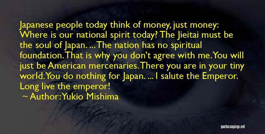 Yukio Mishima Quotes 513373
